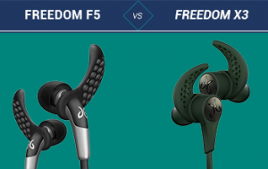 jaybird freedom f5 vs x3