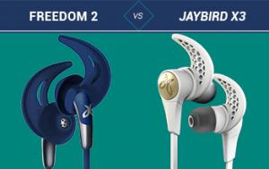 Jaybird Freedom 2 vs Jaybird x3