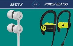 BeatsX vs PowerBeats3