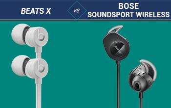 c7dd634cc7e Beats X vs Bose Soundsport Wireless Comparison (2019)