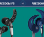 Jaybird Freedom F5 vs Freedom 2: Which is the Best?